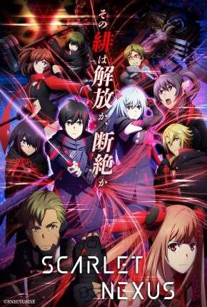 Scarlet Nexus - Legendado Desenhos Torrent Download capa