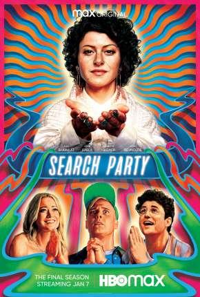 Search Party - 4ª Temporada Legendada Séries Torrent Download capa