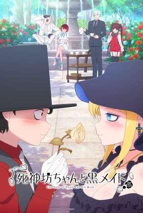 Shinigami Bocchan to Kuro Maid - Legendado Desenhos Torrent Download capa