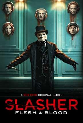 Slasher - Flesh e Blood - 4ª Temporada Legendada Séries Torrent Download capa