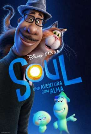 Soul - Uma Aventura com Alma Filmes Torrent Download capa