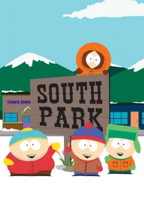South Park - 24ª Temporada - Legendado Desenhos Torrent Download capa