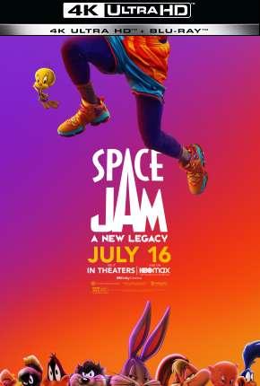 Space Jam - Um Novo Legado 4K Filmes Torrent Download capa