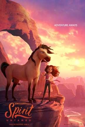 Spirit - O Indomável Filmes Torrent Download capa