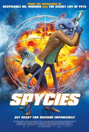Spycies - Agentes Selvagens Filmes Torrent Download capa
