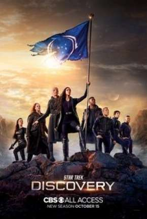 Star Trek - Discovery - 3ª Temporada Séries Torrent Download capa