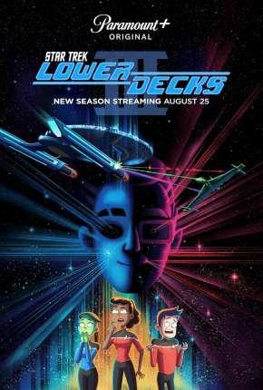 Star Trek - Lower Decks - 2ª Temporada - Legendado Desenhos Torrent Download capa