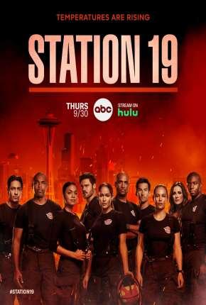 Station 19 - 4ª Temporada Legendada Séries Torrent Download capa