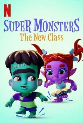 Super Monsters - The New Class Filmes Torrent Download capa