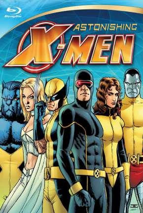 Surpreendentes X-Men Desenhos Torrent Download capa