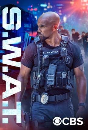 S.W.A.T. - Força de Intervenção - 4ª Temporada Séries Torrent Download capa