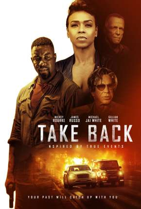 Take Back - Legendado Filmes Torrent Download capa