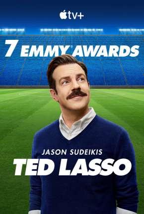 Ted Lasso - 2ª Temporada Séries Torrent Download capa