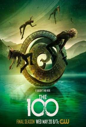 The 100 - 7ª Temporada Séries Torrent Download capa