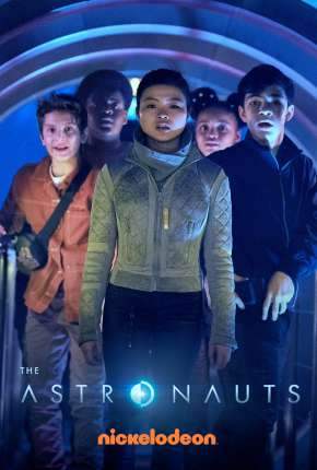 The Astronauts - 1ª Temporada Completa Séries Torrent Download capa