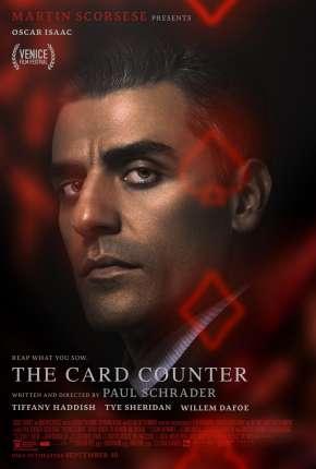The Card Counter - CAM - Legendado Filmes Torrent Download capa
