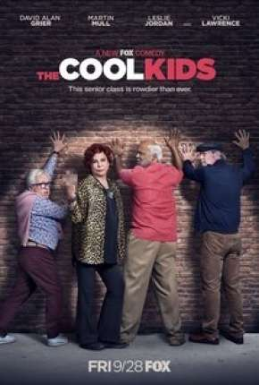 The Cool Kids - 1ª Temporada Séries Torrent Download capa