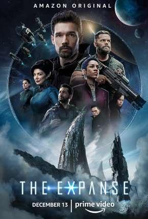 The Expanse - 5ª Temporada Séries Torrent Download capa