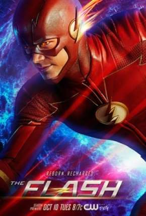 The Flash - 4ª Temporada Completa Séries Torrent Download capa