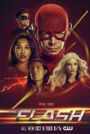 The Flash - 6ª Temporada Completa Séries Torrent Download capa