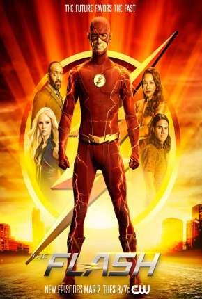 The Flash - 7ª Temporada Legendada Séries Torrent Download capa