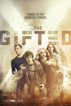 The Gifted - Os Mutantes - 1ª Temporada Séries Torrent Download capa
