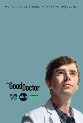 The Good Doctor - O Bom Doutor - 5ª Temporada Legendada Séries Torrent Download capa