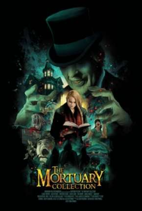 The Mortuary Collection - Legendado Filmes Torrent Download capa