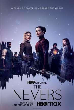The Nevers - 1ª Temporada Séries Torrent Download capa