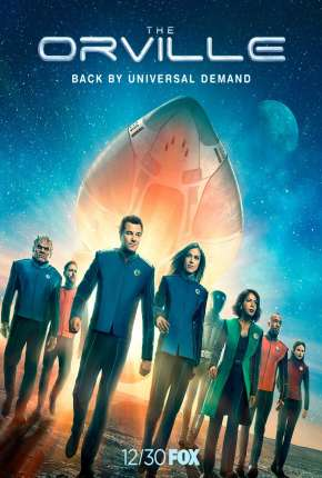 The Orville - 2ª Temporada Séries Torrent Download capa