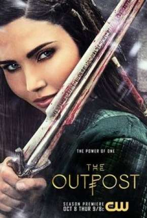 The Outpost - 3ª Temporada Legendada Séries Torrent Download capa