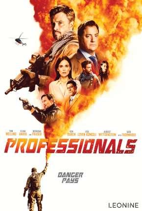 The Professionals - 1ª Temporada Legendada Séries Torrent Download capa
