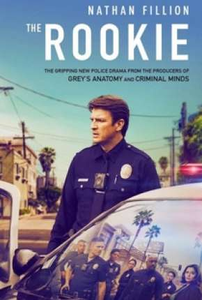 The Rookie - 2ª Temporada Séries Torrent Download capa
