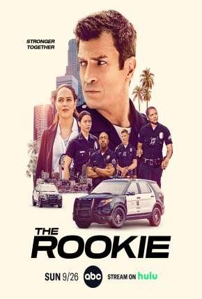 The Rookie - 3ª Temporada Séries Torrent Download capa