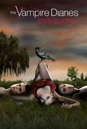 The Vampire Diaries - 1ª Temporada Séries Torrent Download capa