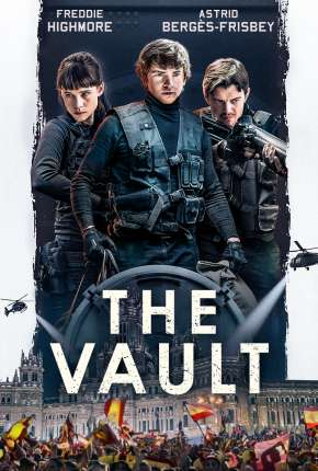 The Vault - Way Down Legendado Filmes Torrent Download capa