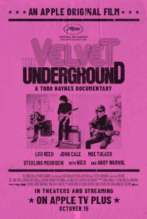 The Velvet Underground - Legendado Filmes Torrent Download capa