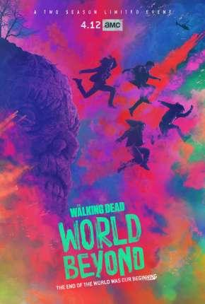 The Walking Dead - Um Novo Universo - 2ª Temporada Legendada Séries Torrent Download capa