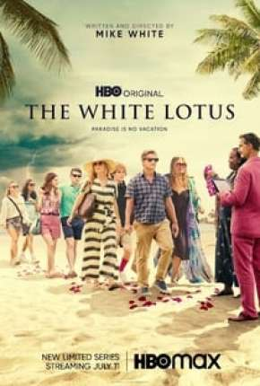 The White Lotus Séries Torrent Download capa