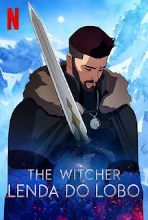 The Witcher - Lenda do Lobo Filmes Torrent Download capa