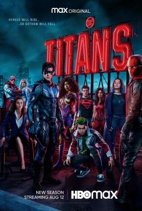 Titãs - 3ª Temporada Legendada Séries Torrent Download capa