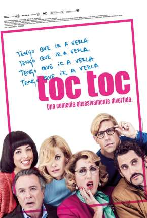 Toc Toc Filmes Torrent Download capa