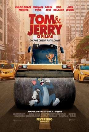 Tom e Jerry - O Filme Filmes Torrent Download capa
