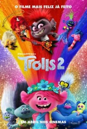 Trolls 2 Filmes Torrent Download capa