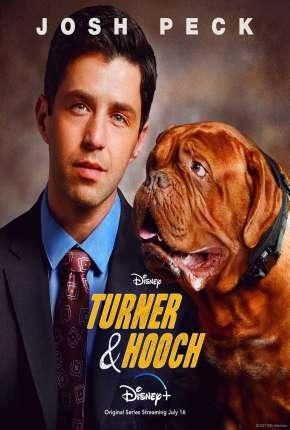 Turner e Hooch - 1ª Temporada Completa Séries Torrent Download capa