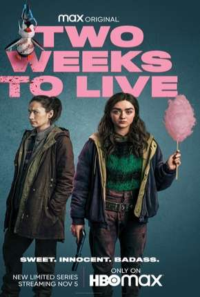 Two Weeks To Live - 1ª Temporada Completa Séries Torrent Download capa