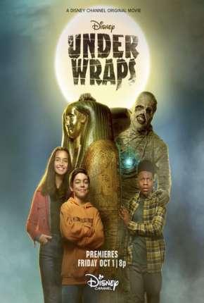 Under Wraps - Uma Múmia no Halloween Filmes Torrent Download capa
