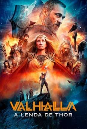 Valhalla - A Lenda de Thor - BluRay Filmes Torrent Download capa