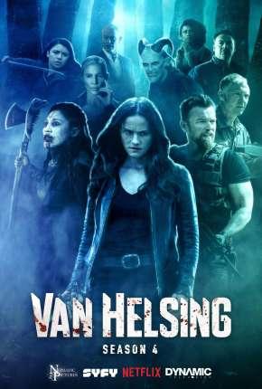 Van Helsing - 5ª Temporada Completa Legendada Séries Torrent Download capa