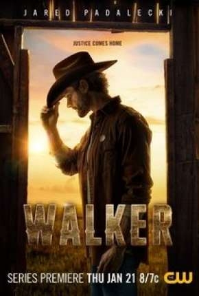 Walker - 1ª Temporada Legendada Séries Torrent Download capa